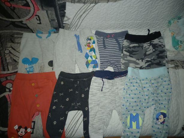 Spodnie chłopięce 8sztuk