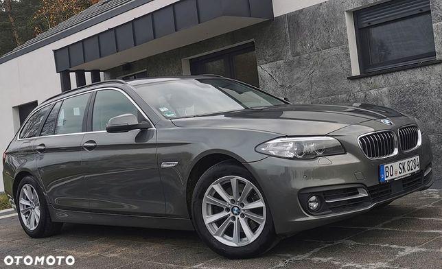 BMW Seria 5 Swietny STAN Kamera Asystent Pasa Temomat Aktywny