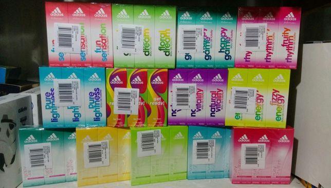 adidas coty вода 50 ml women.Оригинал 100%!