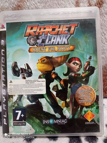 Ratchet Clank na PS3