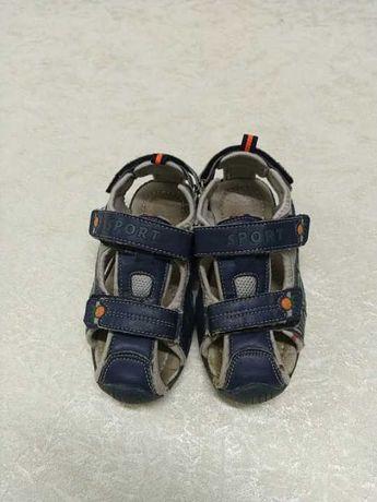 Детские босоножки макасины сандали