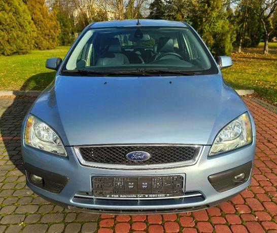 Ford Focus II 2.0 145KM 2005r Navi Klimatronik Sprowadzony
