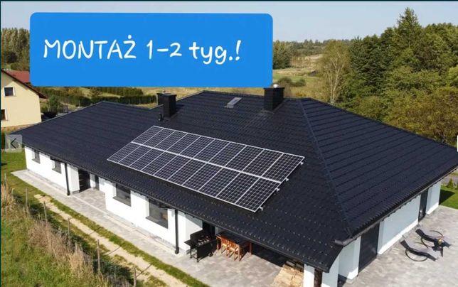 Fotowoltaika 3,5kWp - Przemyśl i okolice EcoEnergy Panele Słoneczne