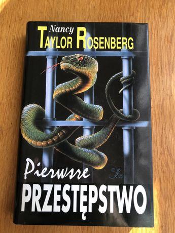 Nancy Taylor Rosenberg - Pierwsze przestępstwo