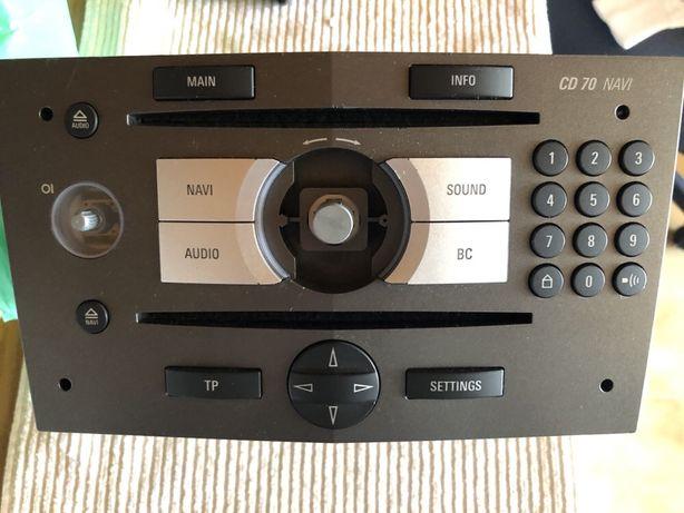 Radio cd70 navi