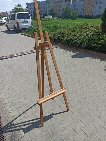 Sztaluga malarska drewniana 175 cm