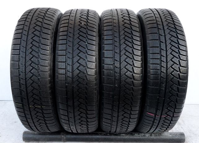 Continental Winter850 195/55R20 2018r 8,3mm KOMPLET