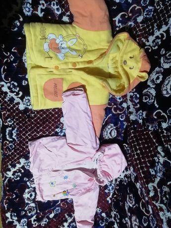 Продам детскую верхнюю одежду