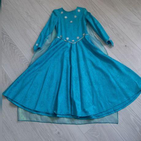 Платье костюм Ельза
