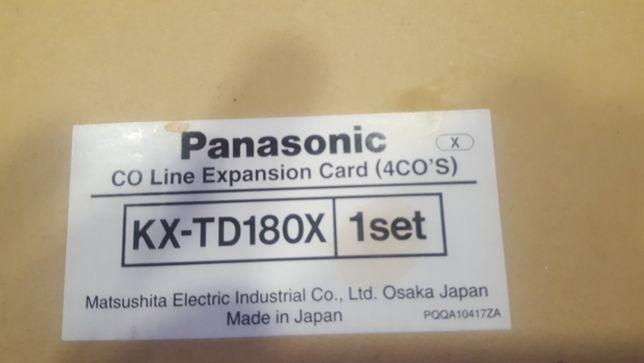 Продам плату расширения KX TD180 X
