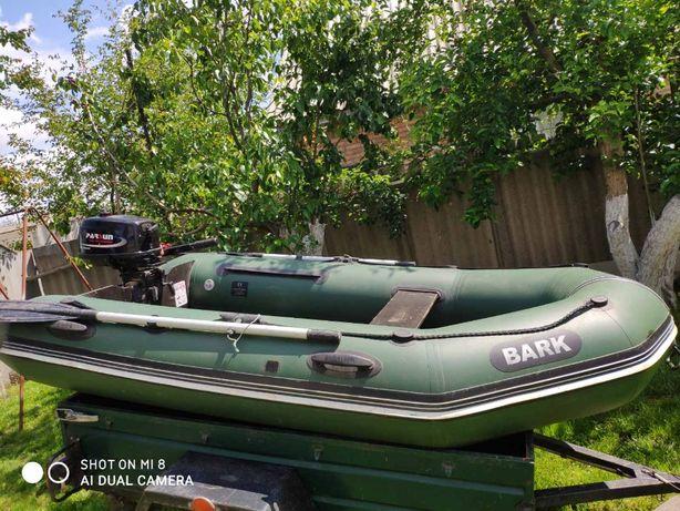 Лодка Bark 290S + Parsun T5.8BM