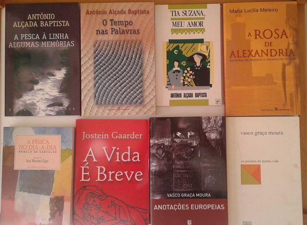 Livros Vários Mui Baratos