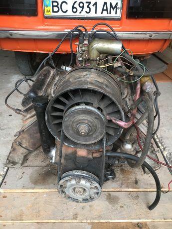 Двигун заз 968М