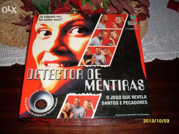 Jogo Detector de Mentiras