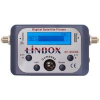 Miernik satelitarny LINBOX LCD SF-9505 A