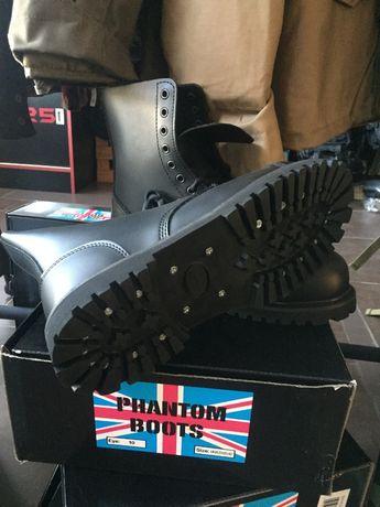 Botas casual militar da Marca Brandit NOVAS todos os tamanhos