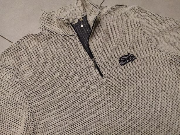 WEIRD FISH - NOWA!!! Logowana Bluza Męska rozmiar XL