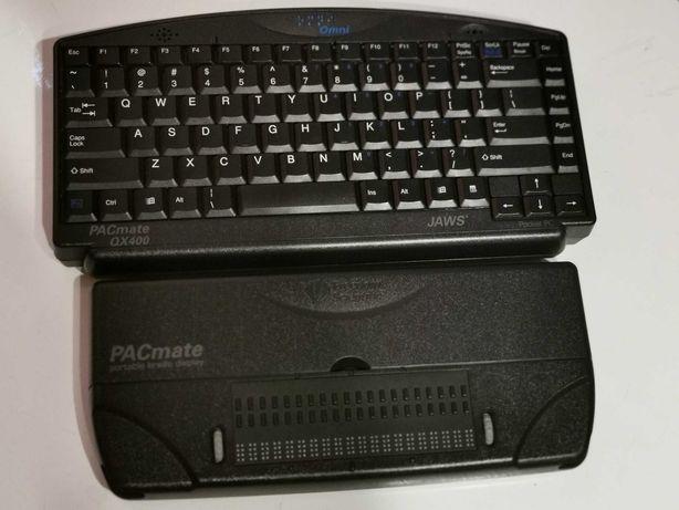 Sprzedam Pac Mate QX400 - notatnik brajlowski dla niewidomych