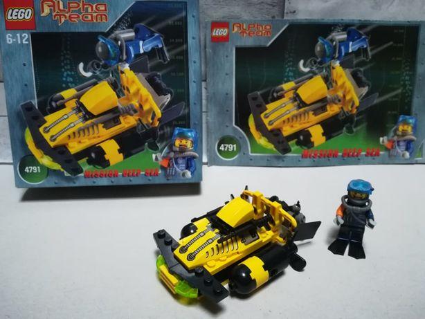 Lego alpha team- 4791