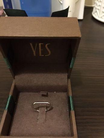 Pierścionek srebrny Yes Studio Y 10