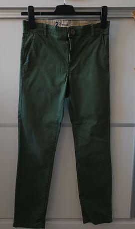 Spodnie chłopięce zielone rozm. 158, Cubus