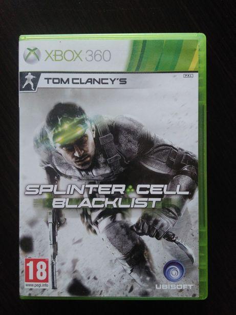 Splinter Cell Blacklist xbox 360