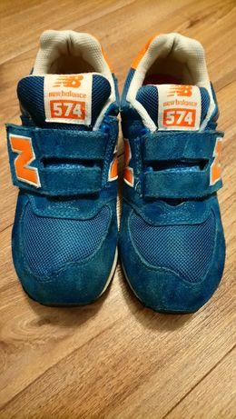 Buty chłopięce New Balance, rozmiar EU 34,5