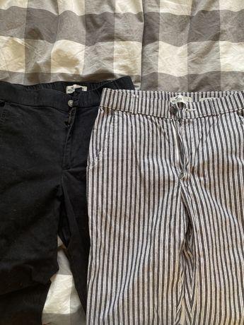 2 spodnie hollister