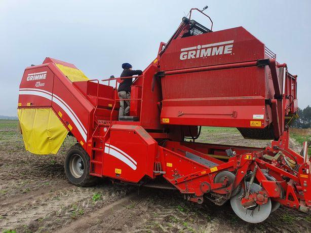 Grimme 85-55 Rok-2013