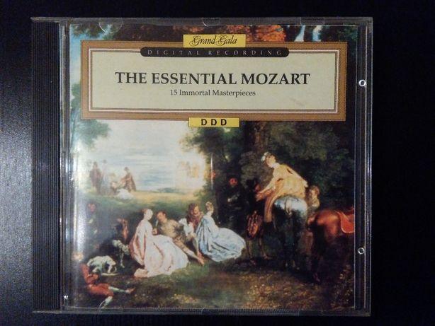 The Essential Mozart em CD (1991) - PORTES GRÁTIS