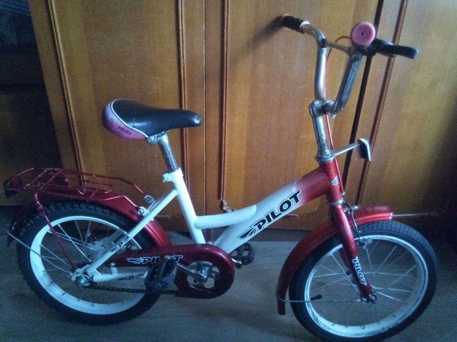Отличный детский велосипед