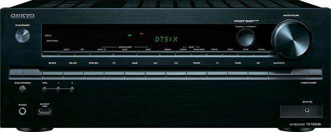 AV Receiver Onkyo TX--NR646
