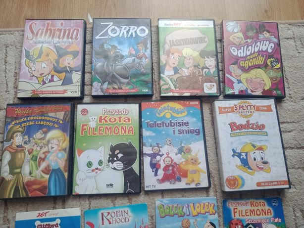 Filmy, bajki, piosenki dla dzieci