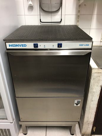 Maquina Lavar Loiça Industrial Hoonved HSP 50