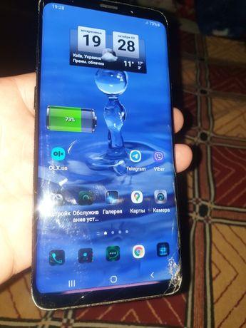 Samsung Galaxy s9 plus,6/64гб
