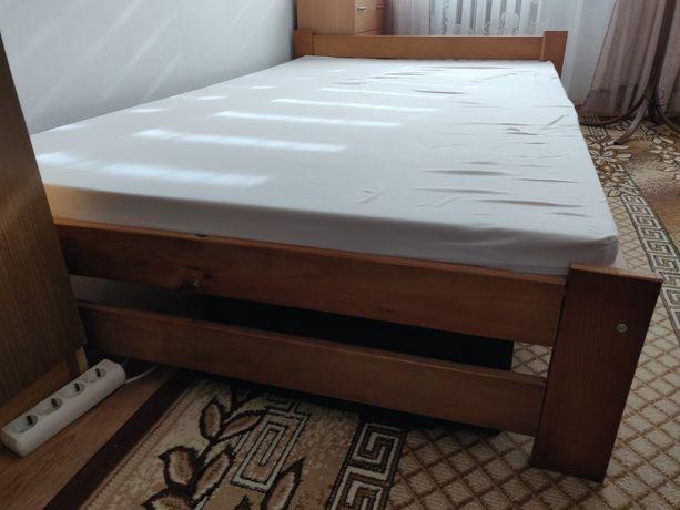 Łóżko drewniane 120x200