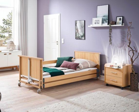 Łóżko rehabilitacyjne Burmeier Dali low - entry econ ( NISKIE )