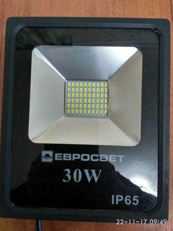 Светодиодный фонарь 30Вт.