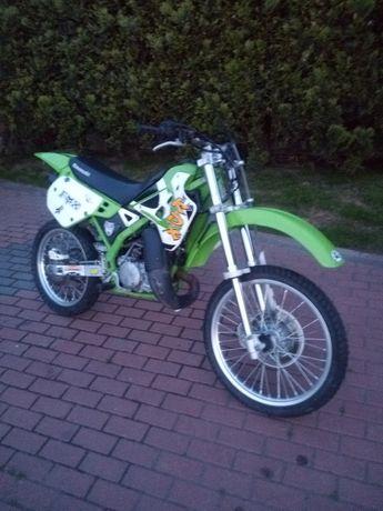 Kawasaki kdx 125 2T