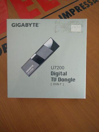 Sintonizador de TV Gigabyte U7200 DVB-T
