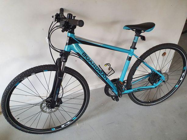 Rower szosowo przełajowy Boardman MX SPORT X7 45CM