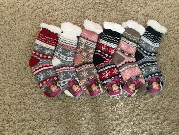 Теплі теплые шкарпетки носочки носки для девушки для дівчини