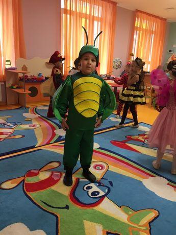 Карнавальный костюм жука, сверчка