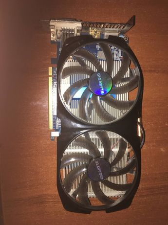 Відеокарта GTX 650 TI Boost 1gb