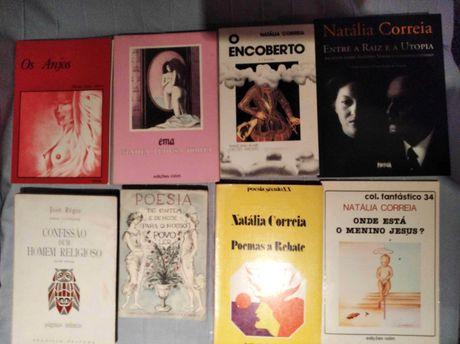 Natalia Correia, Maria Teresa Horta, Jose Regio