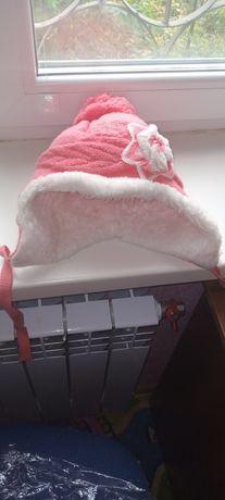 Шапка+шарф носили 3-4 раза