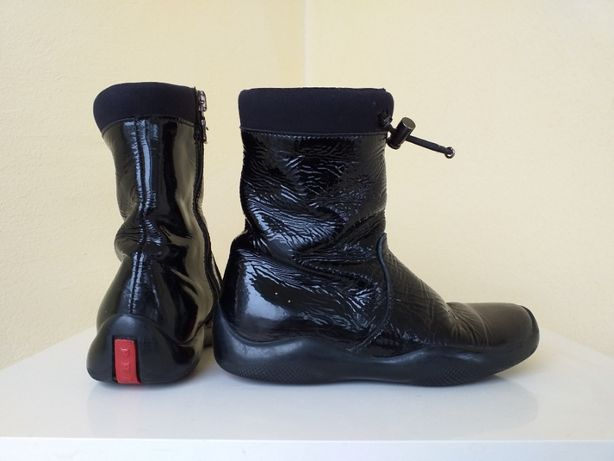 Ботинки PRADA размер 27. оригинал
