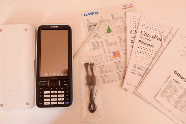 Calculadora Casio ClassPad II