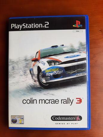 Colin McRae Rally 3 playstation 2