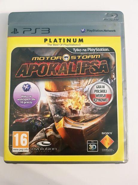 Motorstorm Apokalipsa Platinum PS3